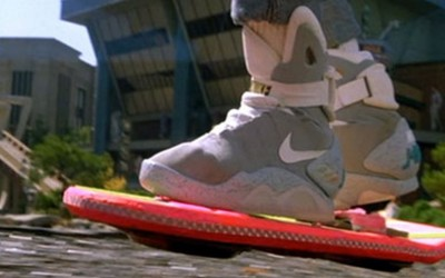 Nike ou les chaussures du Futur