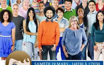 Le Café rencontre du Réseau Bulle, le 19 mars 2016
