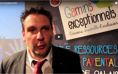 Retour sur le lancement de Gamins Exceptionnels le 31 Mars 2016