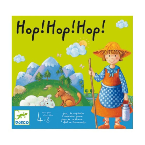 jeu de plateau hop hop hop gamins exceptionnels