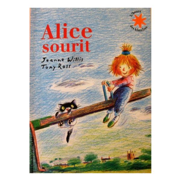 livres multimedias alice sourit gamins exceptionnels