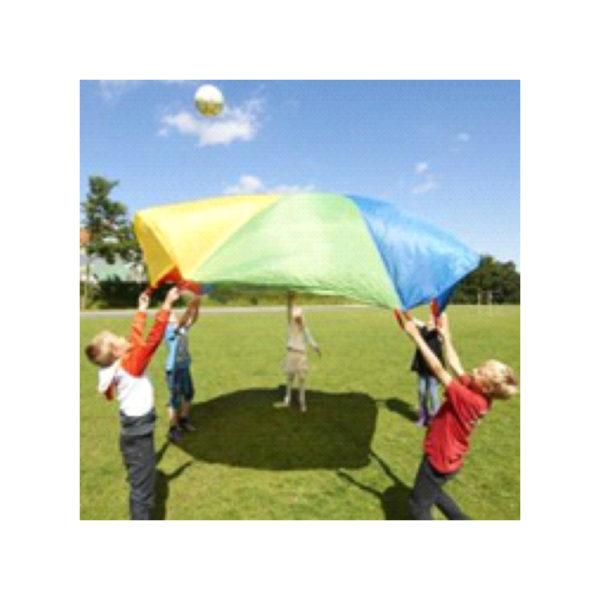 motricite parachute gamins exceptionnels