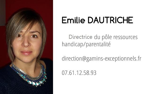 coordonnées d'Emilie Dautriche